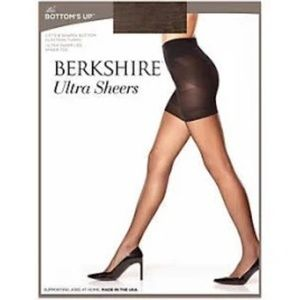 Berkshire Butt Booster Ultra Sheers 5016 French